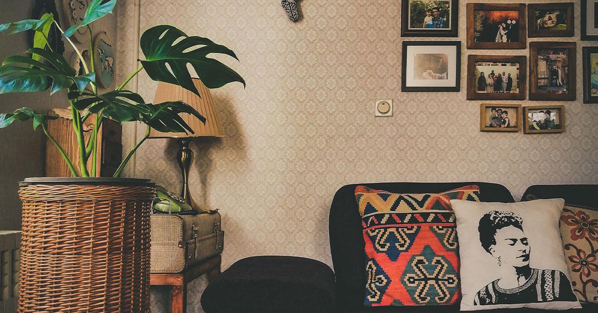 Como a do papel de parede pode influenciar seu modo de vida?